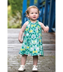 Little Tabitha Trapeze Dress