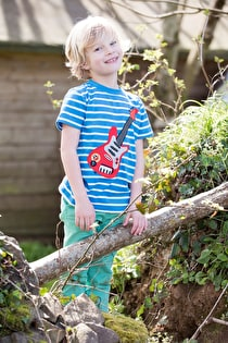 Fowey Applique T-shirt
