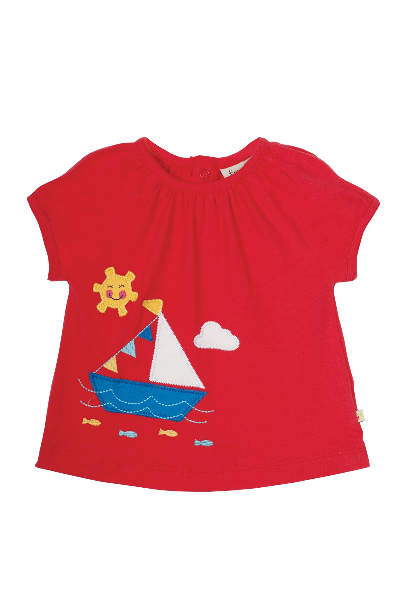 Stockists of Amelia Applique Top