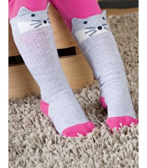 Friendly Face Socks