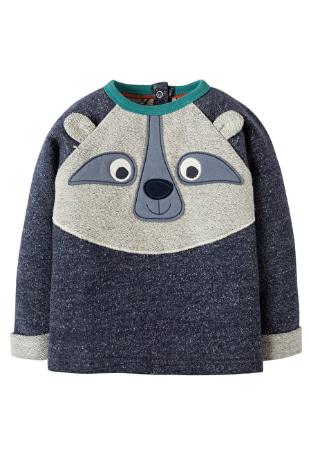 Forest Friend Raglan Top