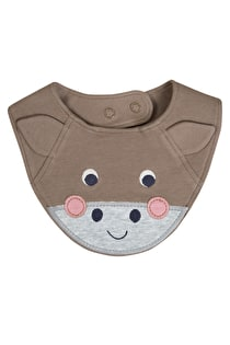 Cheeky Chops Bib