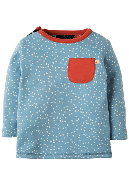 Little Rory Reversible Top