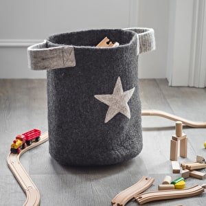 Southwold Basket with Star