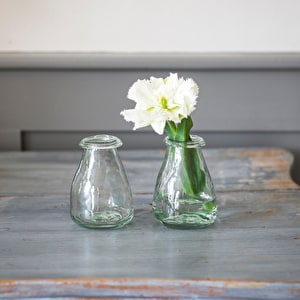Set of 2 Bud Vases