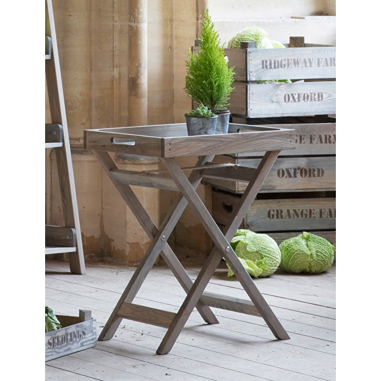 Wooden Aldsworth Butlers Tray | Garden Trading
