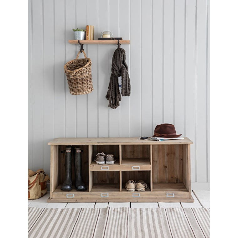 Wooden Chedworth Welly Locker | Garden Trading
