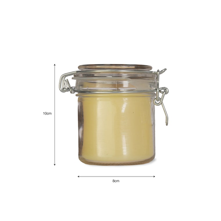 Nettle & Bergamot House Candle in Small or Large  | Garden Trading