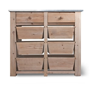 Aldsworth 8 Drawer Unit