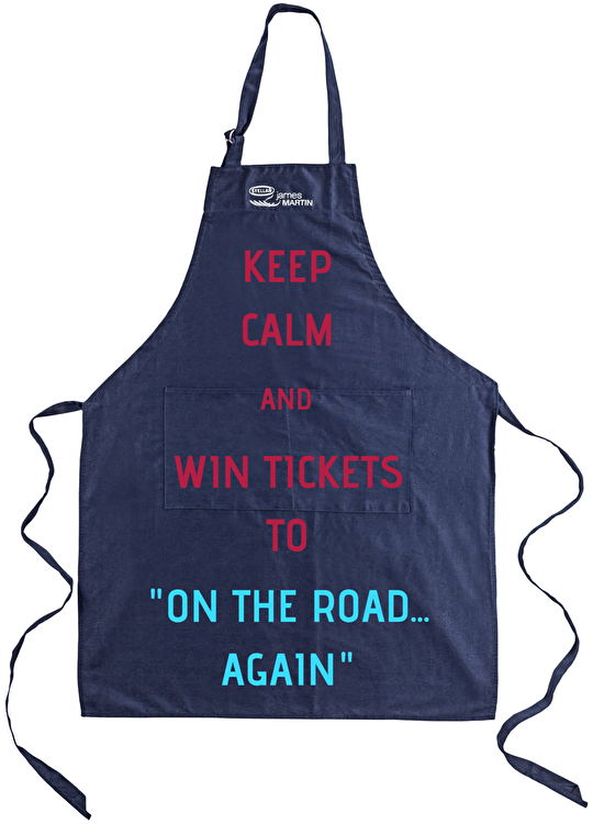 "Keep calm and win tickets to ""On the Road... again"""