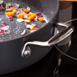 Stellar Hard Anodised  Saute Pan, Non-Stick
