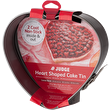 Judge Bakeware  Heart Shaped Cake Tin, Springform, Non-Stick
