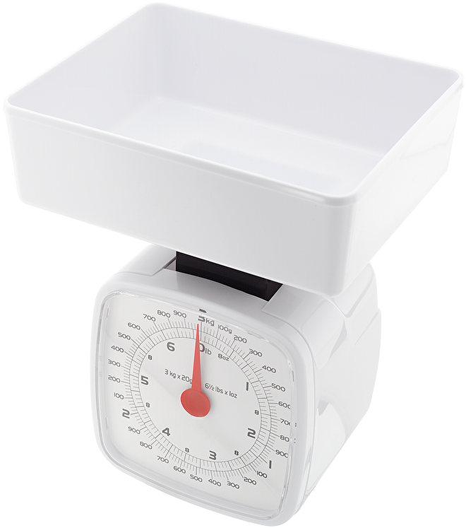 Judge Kitchen  Traditional White Scale,