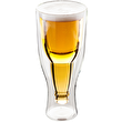 Judge Double Walled Glassware, Beer Bottle