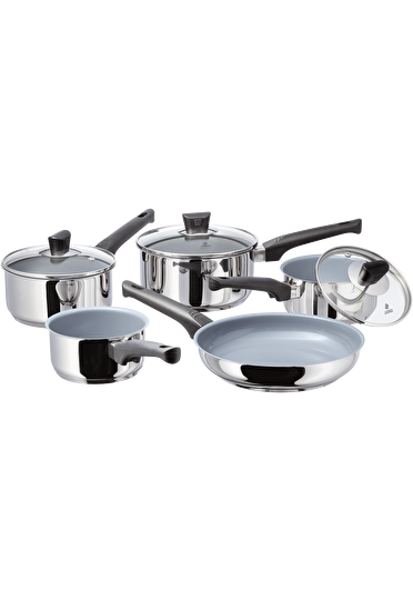 Judge Natural  Saucepan Set Ceramic