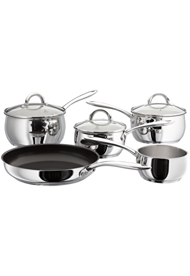 Judge Classic, 5 Piece Saucepan Set