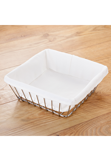 Judge Wireware  Square Bread Basket