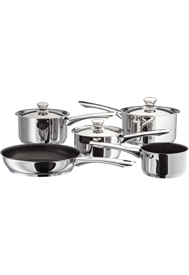 Judge Platina  Saucepan Set