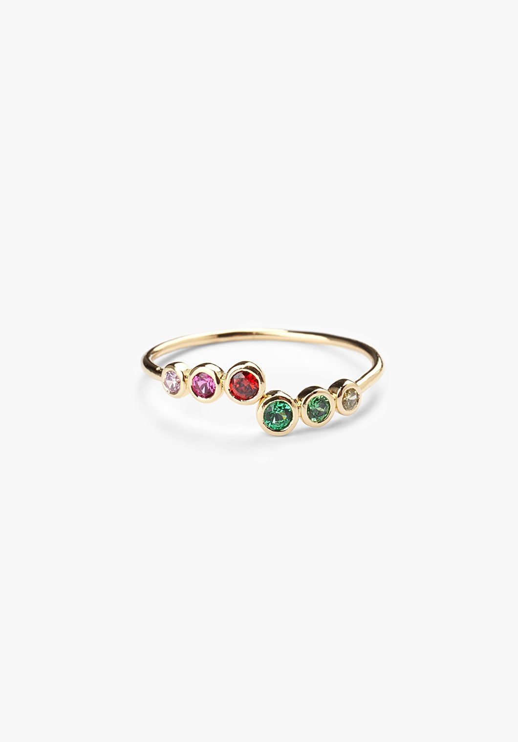 Rainbow Ring | hush