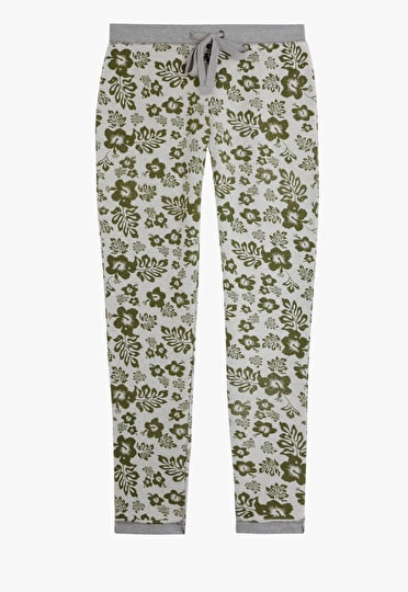 Hawaiian Printed Joggers