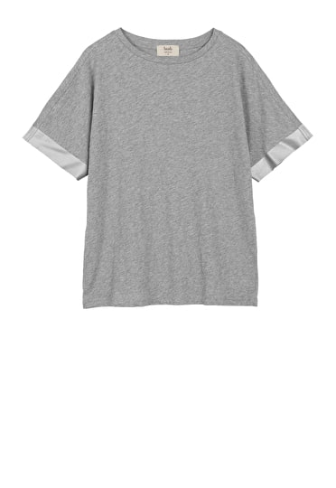 Metallic Trim Tee
