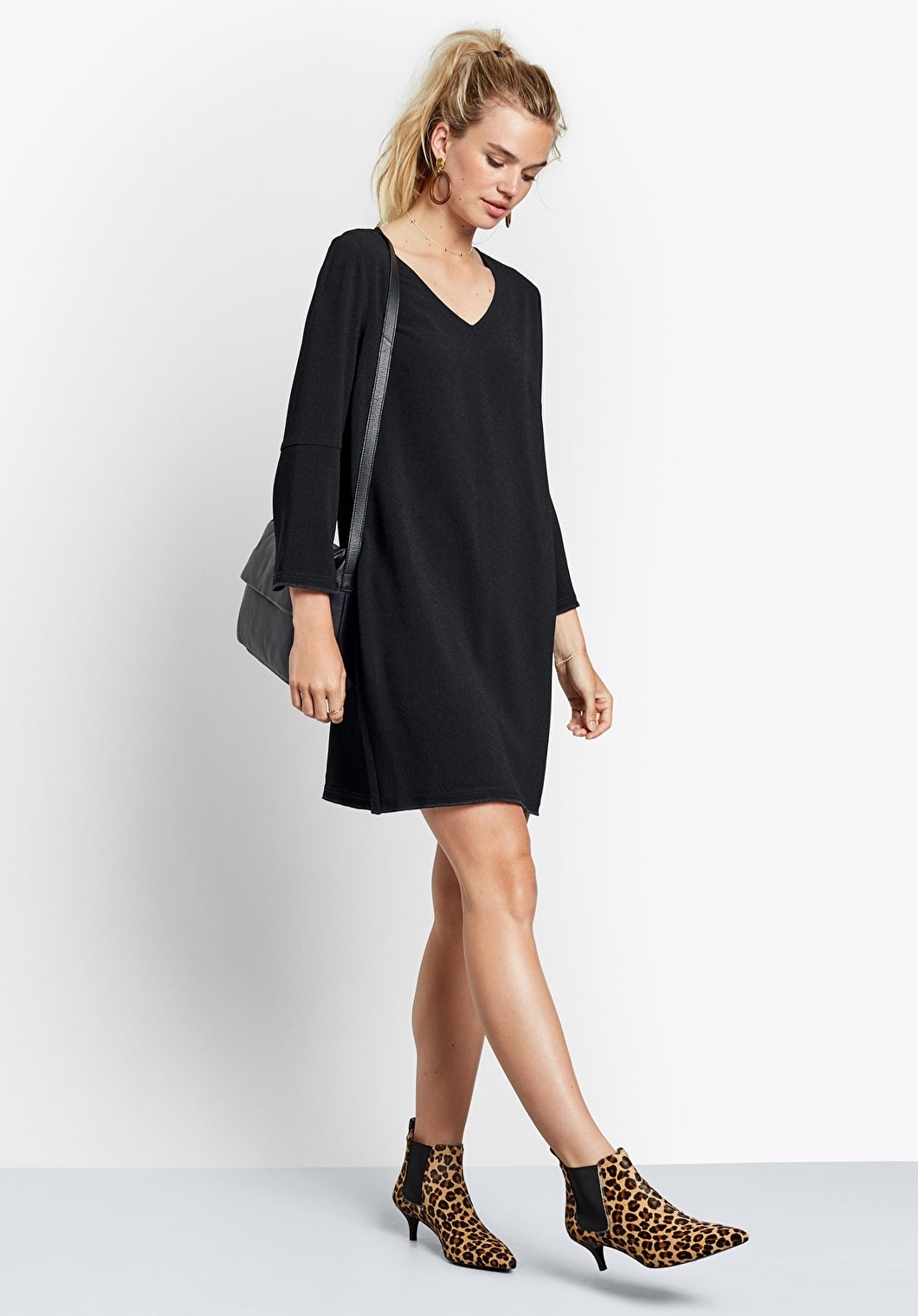 Emilia Bell Sleeve Dress | hush