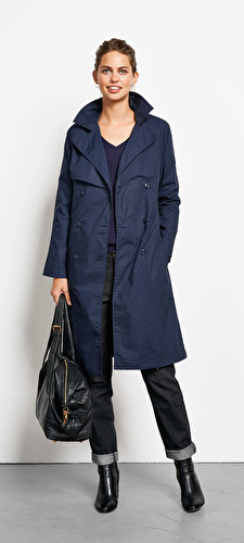 Tess Trench Coat
