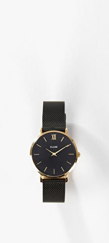 Minuit Mesh Watch