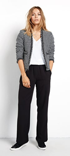 Brooke Cropped Jacket