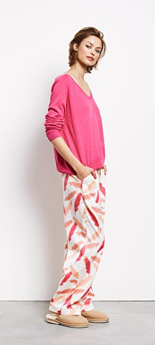 Feather PJ Trousers