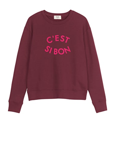 C'est Si Bon Sweat Top