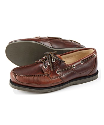 Cherokee Deck Shoes - Elk