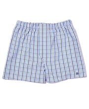 Boxer Shorts - Blue/Navy Check