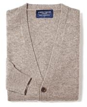 Lambswool - Cardigan