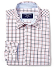 York Shirt - Blue/Red