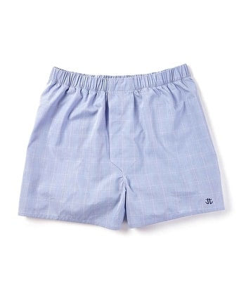 Boxer Shorts - Blue Prince of Wales