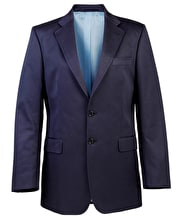 Bempton Twill Jacket - Navy