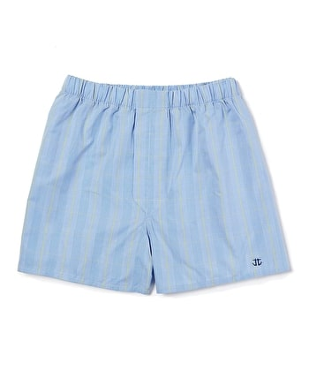 Boxer Shorts - Blue/Yellow Prince of Wales
