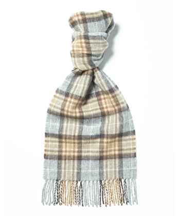 Lambswool Scarf - Camel