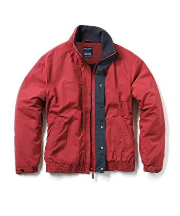 Mulgrave Coat - Red