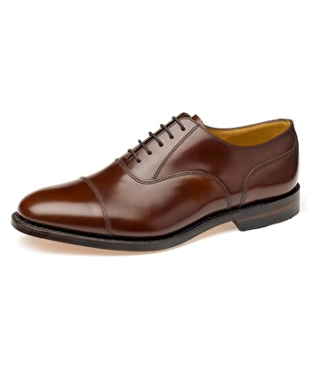 Oxford Shoe - Chestnut