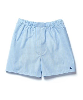 Boxer Shorts - Blue/Yellow POW