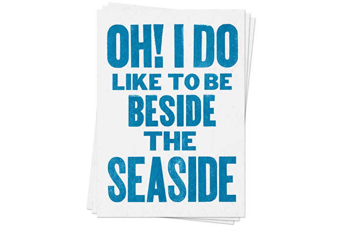 Seaside - Postcards