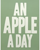 Apple A Day - Green