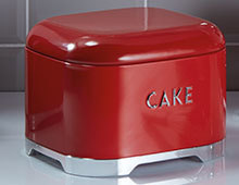 Cake Caddies & Tins