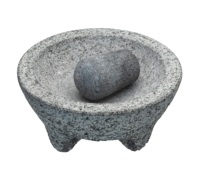 KitchenCraft Mexican Granite Mortar and Pestle