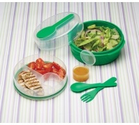 KitchenCraft Green Salad Box