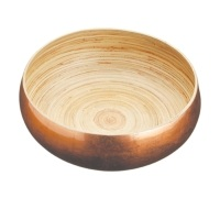 Artesà Large 26cm Bamboo Serving Bowl