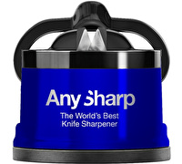 Any Sharp Blue Knife Sharpener Pro