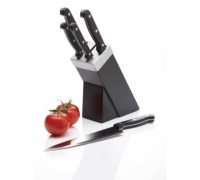 KitchenCraft 5 Piece Knife Set and Block